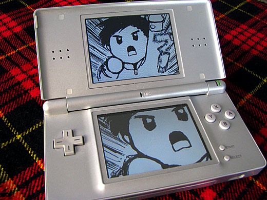 Nintendo DS Lite + Colors!
